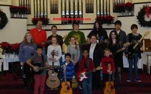 CL ad GRW 2013 Christmas Recital Group cropped w email